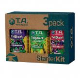 Комплект удобрений 3Pack Starter KIit - Flora HW (для жесткой воды)