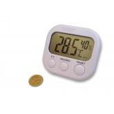 Мини Гигрометр-термометр C101